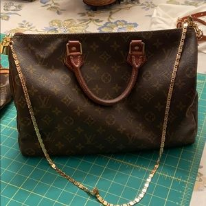 Louis Vuitton Speedy 35 Date Code SP0914